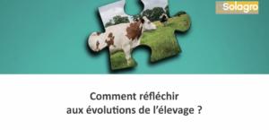 Évolutions et systèmes de l'élevage dans les systèmes de production