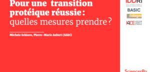 Pour une transition protéique réussie: quelles mesures prendre?