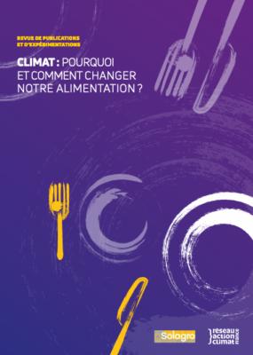 pourquoi et comment changer notre alimentation ? Revue de publications et d'expérimentations