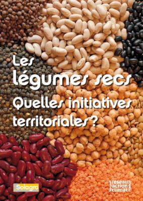 Légumes secs: quelles initiatives territoriales ?